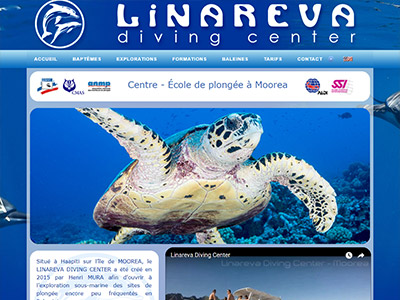Linareva Diving Center